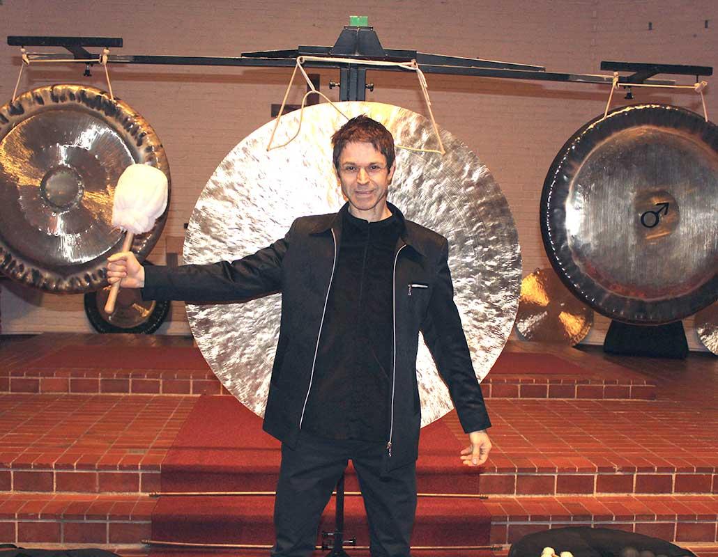 Gongkonzert Grosshansdorf Februar 2020