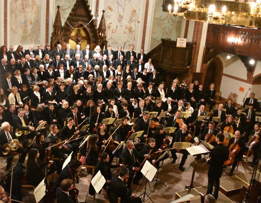 Beethoven Konzert Kantorei Marne