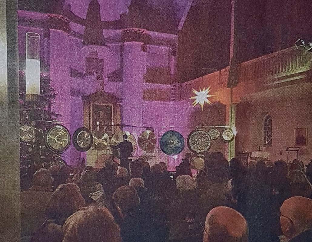 Neujahrskonzert in der Brelinger Kirche